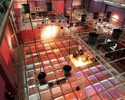 Laboratório do Sonic Arts Research Centre (SARC)