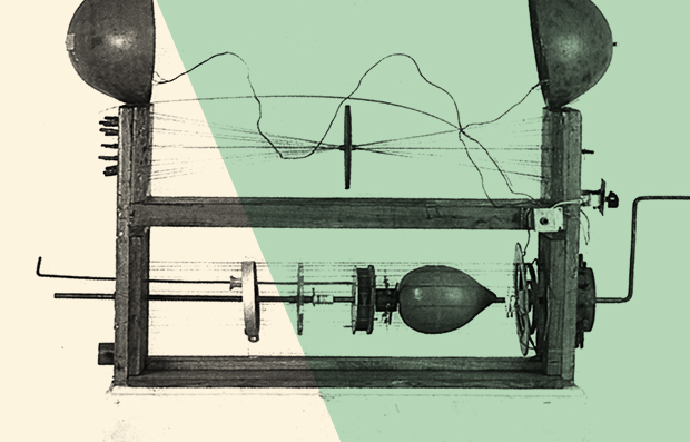 """Clique na imagem para ler """"Walter Smetak: a máquina do silêncio"""""""