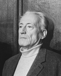 Henri Lefebvre, por Bert Verhoeff (1971)