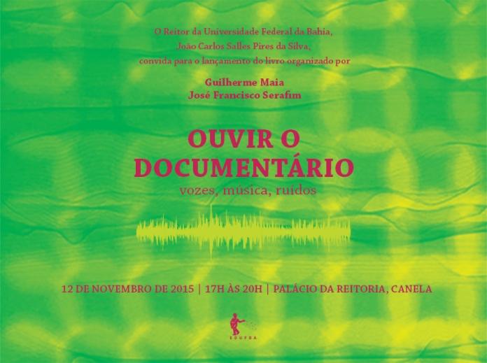 Ouvir o documentario convite 800x597
