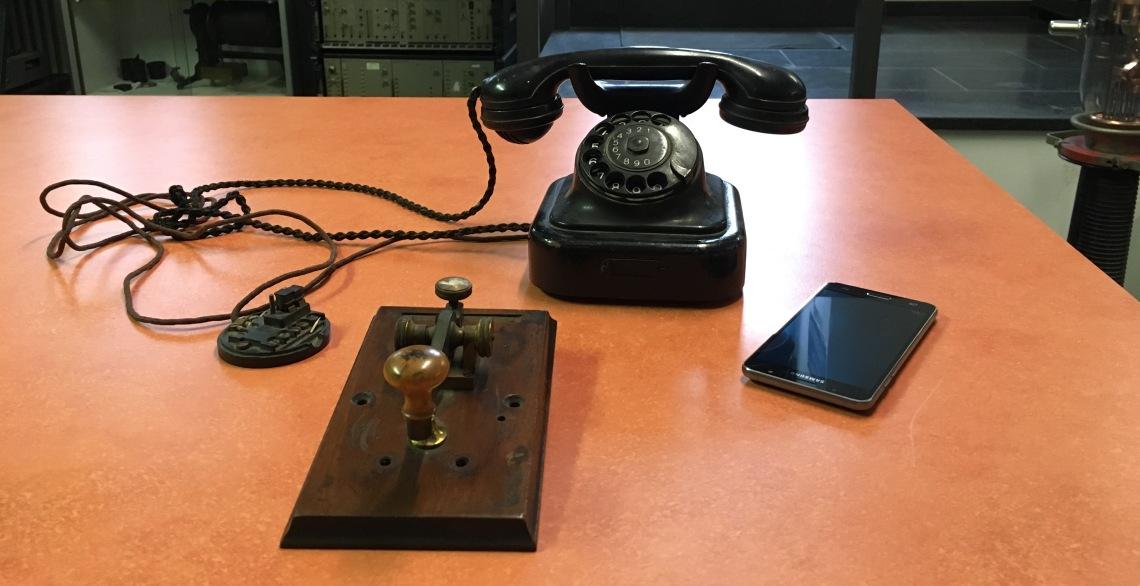 Se tivesse que agrupar dois desses aparelhos, quais seriam? Pense novamente.