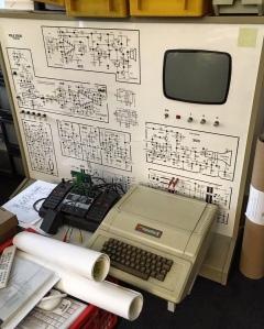 Exemplares no Signal Laboratory