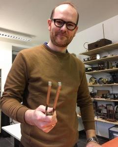 Jan Claas van Treeck, relógios e oscilações