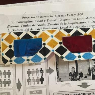 Alhambra em 3D: história da arte e novas tecnologias