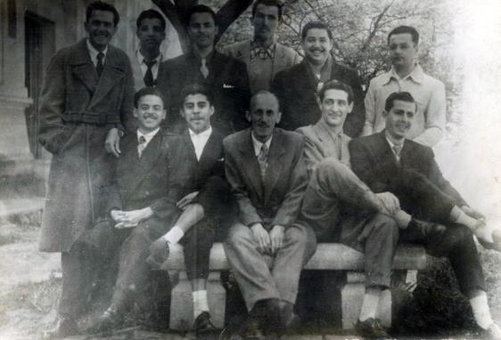 Colegas dos anos 1950